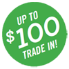 1OOpc Trade-In 100