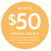 Nespresso Coffee Credit 50 June-July 20