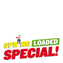 1OOpc Spring Loaded Special Sep 20