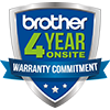 Brother 4 Year Warranty Apr 20