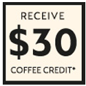 Nespresso Coffee Credit 30 Mar-May 21