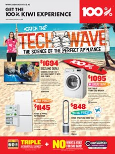 Catch The Tech Wave