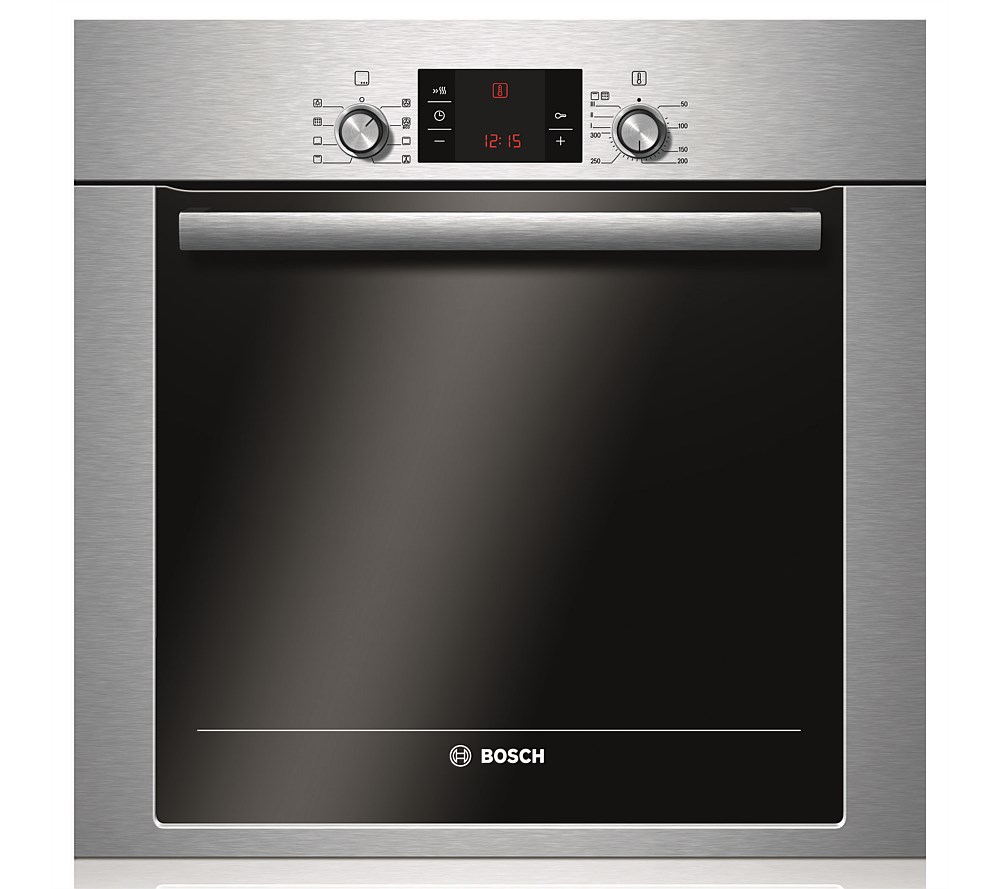 Bosch Built In Multifunction Pyrolytic Single Oven Built