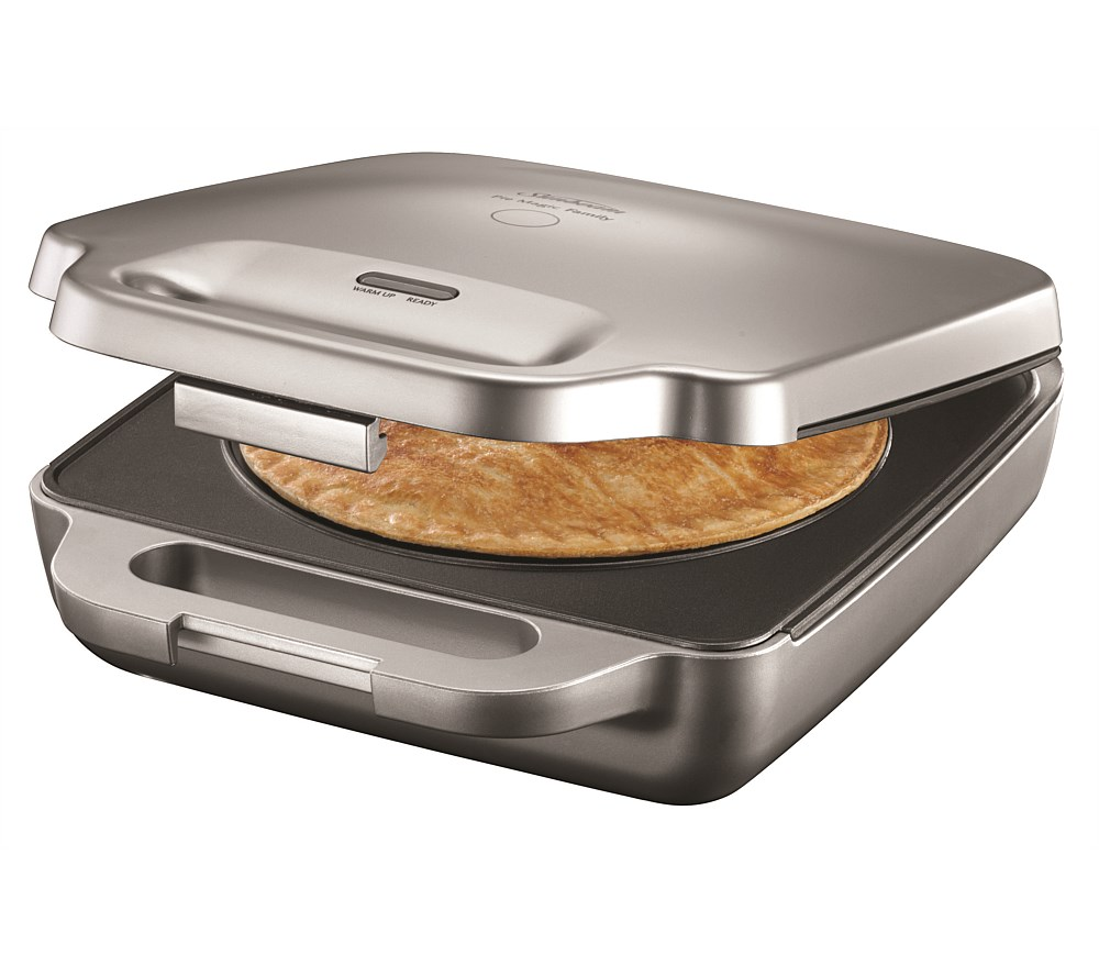 Sunbeam Pie Magic Family Size Pie Maker Sandwich Makers