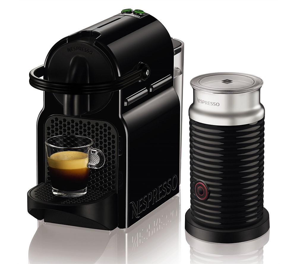 delonghi nespresso inissia coffee machine coffee 1oo appliances. Black Bedroom Furniture Sets. Home Design Ideas