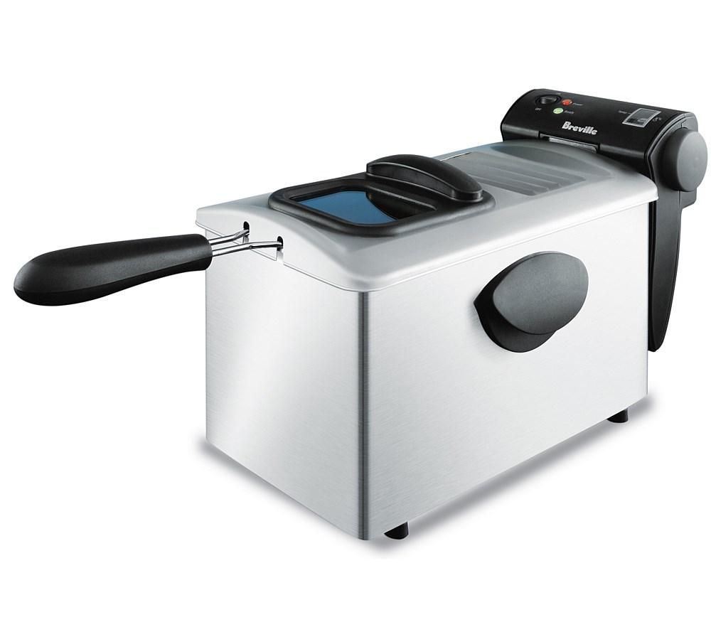Breville Avance Deep Fryer Deep Fryers 1oo Appliances