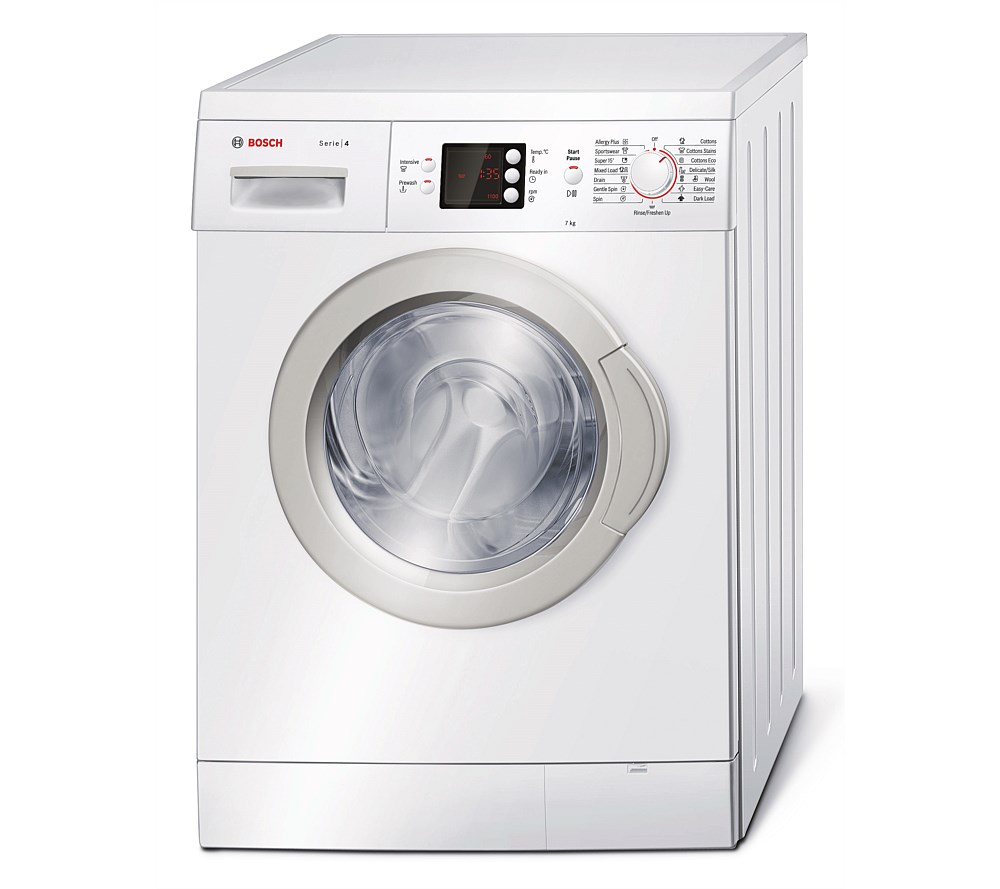how to clean bosch washing machine dispenser