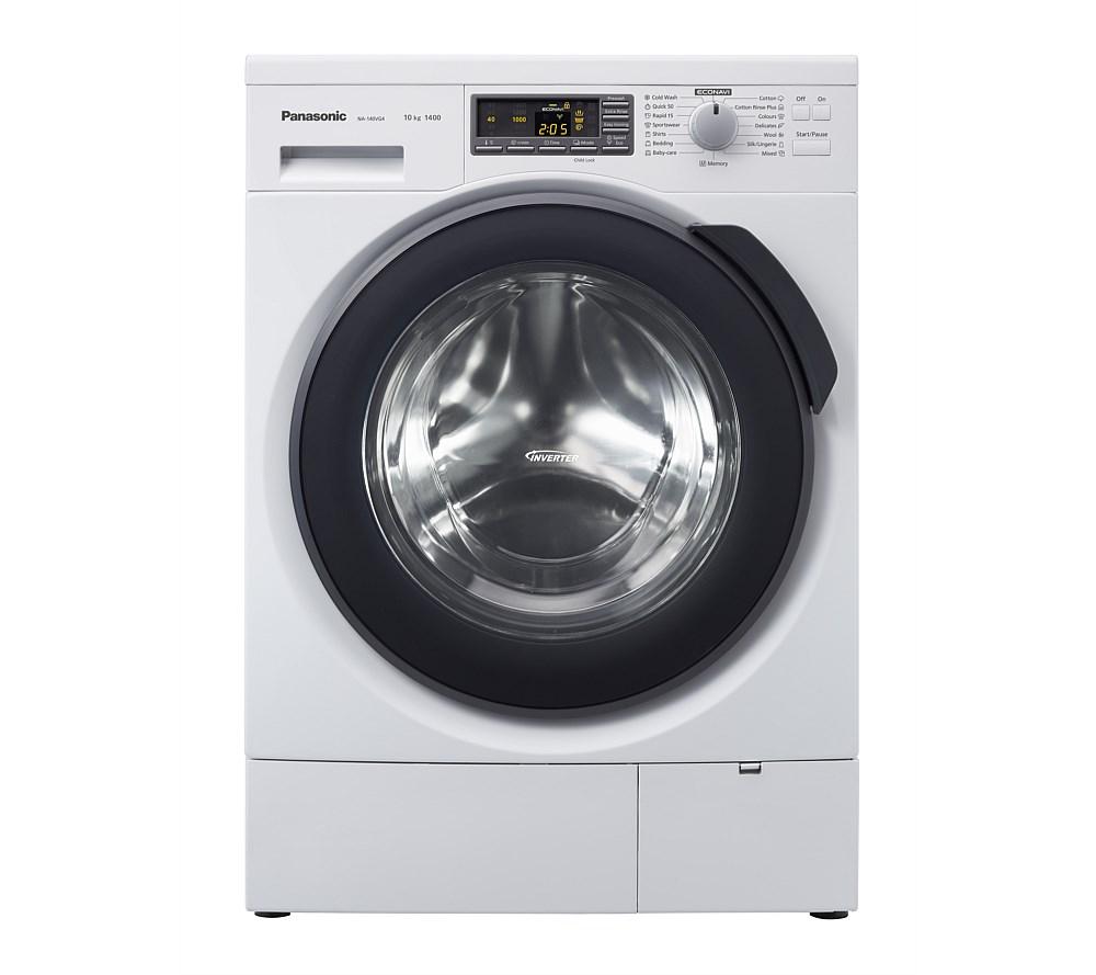 Panasonic 10kg Econavi Inverter Front Load Washing Machine