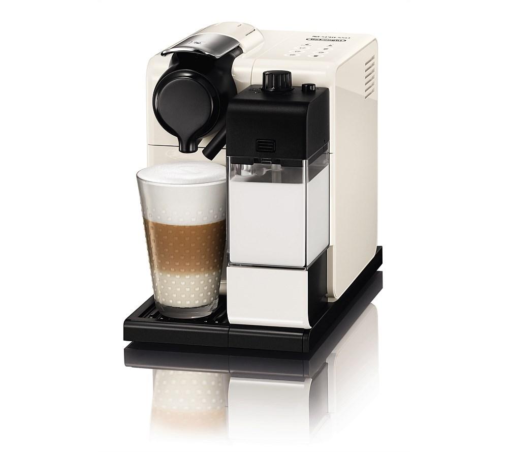 delonghi nespresso lattissima touch coffee machine coffee 1oo appliances. Black Bedroom Furniture Sets. Home Design Ideas