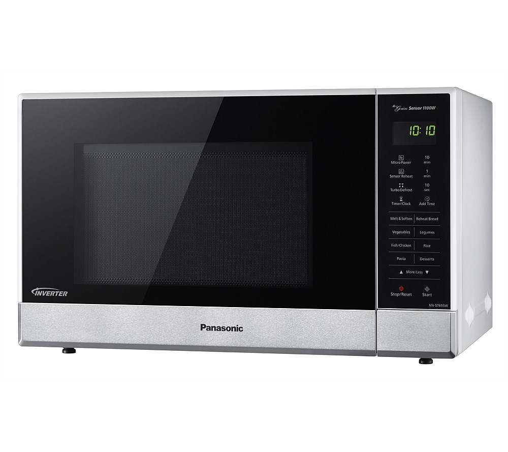 Panasonic Inverter Genius Microwave Oven All Microwaves