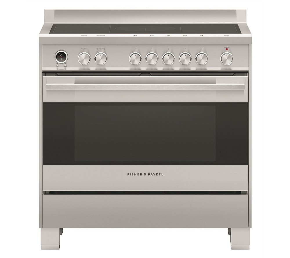 Fisher Paykel Freestanding Oven With Induction Cooktop 1oo Liances