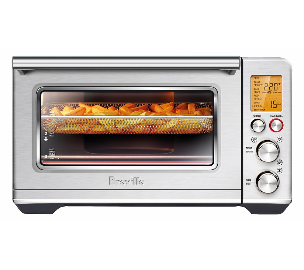 Breville The Smart Oven Air Fryer Deep Fryers 1oo