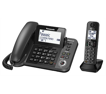 Panasonic Corded & Cordless Phone