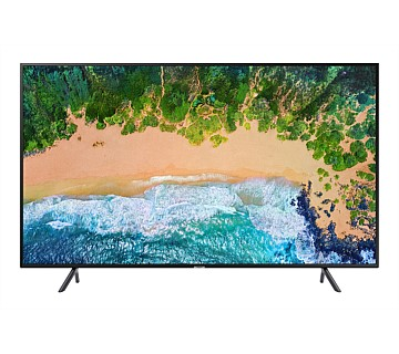 "Samsung 75"" 4K UHD Smart TV Dual Tuner"