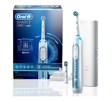Oral-B Smart 7 7000 Electric Toothbrush