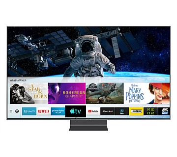 "Samsung 65"" 4K QLED Smart TV Dual Tuner"