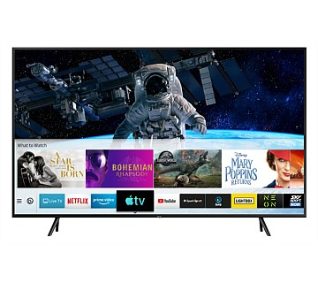 "Samsung 82"" 4K QLED Smart TV Dual Tuner"