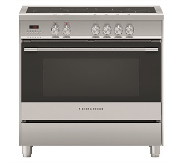 Fisher & Paykel Freestanding Oven with Induction Cooktop