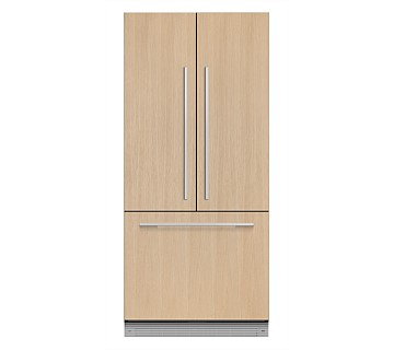 Fisher & Paykel 455L Integrated French Door Refrigerator
