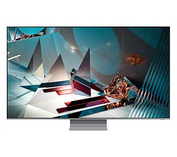 "Samsung 75"" 8K QLED 200MR Smart TV Dual Tuner"
