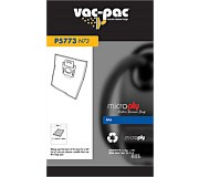 Vac-Pac N73 Microply Vacuum Cleaner Bags