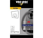 Vac-Pac E/P44 Microply Vacuum Cleaner Bags