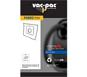 Vac-Pac PH86 Microply Vacuum Cleaner Bags