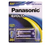 Panasonic Evolta AA Batteries 2 Pack