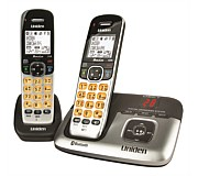 Uniden Bluetooth Cordless Phone with Answerphone Twin Pack