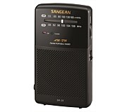 Sangean AM FM Portable Radio