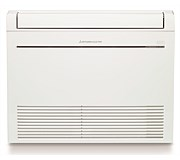 Mitsubishi Electric RapidHeat Floor Console Heat Pump