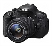 Canon EOS 700D Single Lens Kit