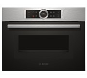 Bosch Built-In Combination Microwave Oven
