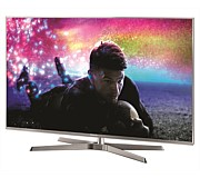 "Panasonic 50"" 4K Pro UHD LED 3D Smart TV Dual Tuner"