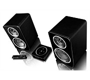 Wharfedale Diamond Active Wireless Bookshelf Speakers