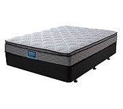 SleepMaker Harmony Bed California King Split Base Medium