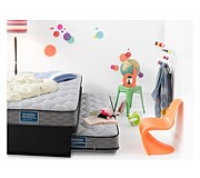 SleepMaker Harmony King Single & Single Pop-Up Trundler Bed