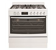 Westinghouse Dual Fuel Freestanding Oven