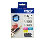 Brother Ink Cartridge 3 Pack