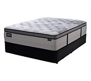 SleepMaker Prestige Lavish Bed Queen Split Base Medium