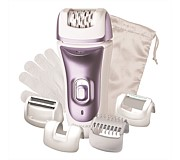 Remington Smooth & Silky Wet & Dry Epilator