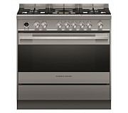 Fisher & Paykel Freestanding Oven with Gas Cooktop