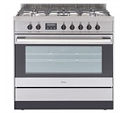 Haier Freestanding Oven with Gas Cooktop