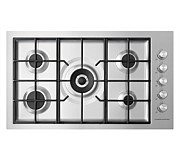 Fisher & Paykel Integrated Gas on Steel Cooktop