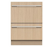 Fisher & Paykel Integrated Double DishDrawer